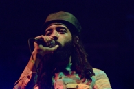 Protoje - Toronto Mar 14, 2014 - Photo By: Steve Danyleyko